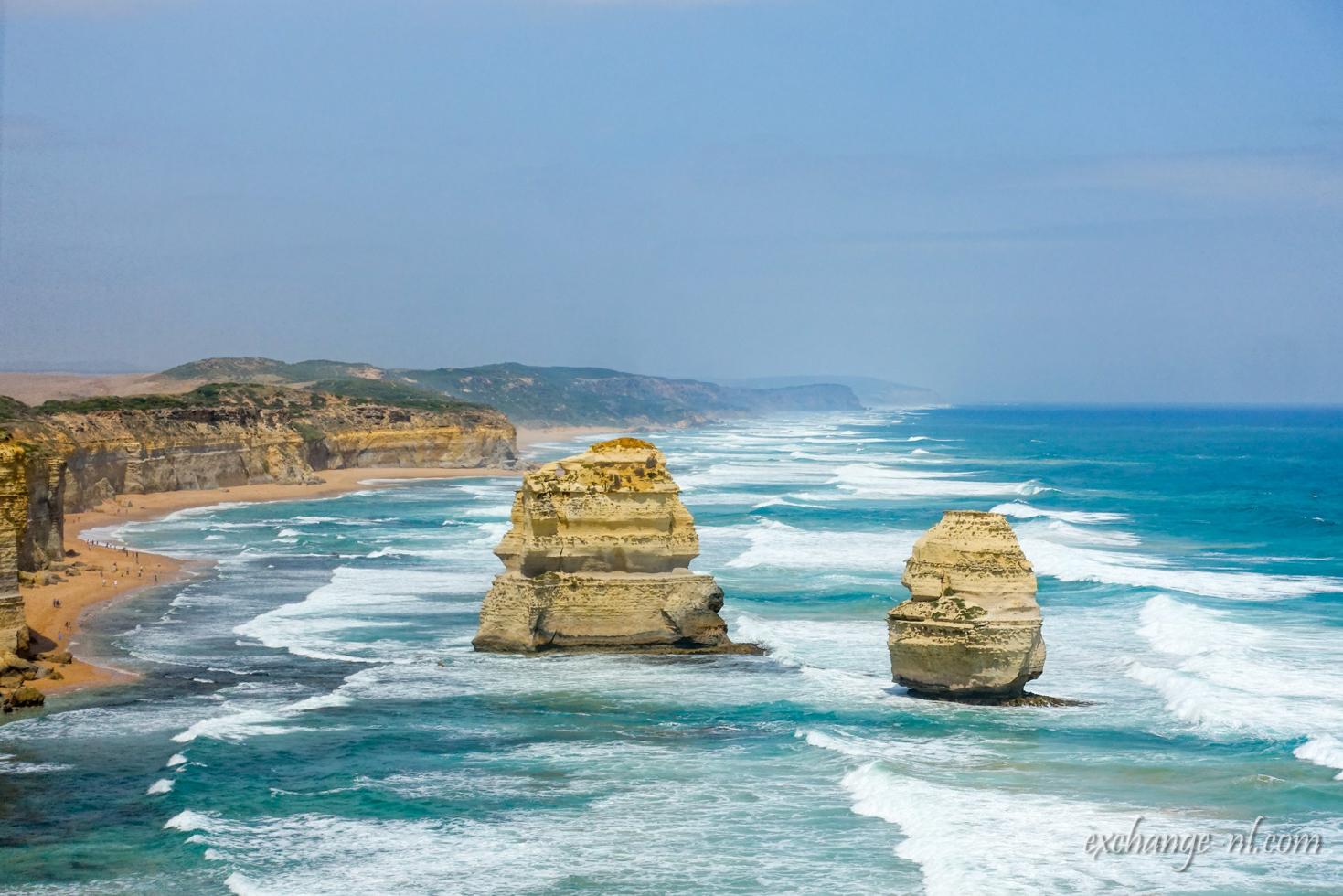 大洋路十二門徒石 Great Ocean Road Twelve Apostles