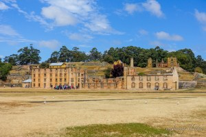 塔斯曼尼亞亞瑟港監獄遺迹 Penitentiary Ruins at Port Arthur, Tasmania