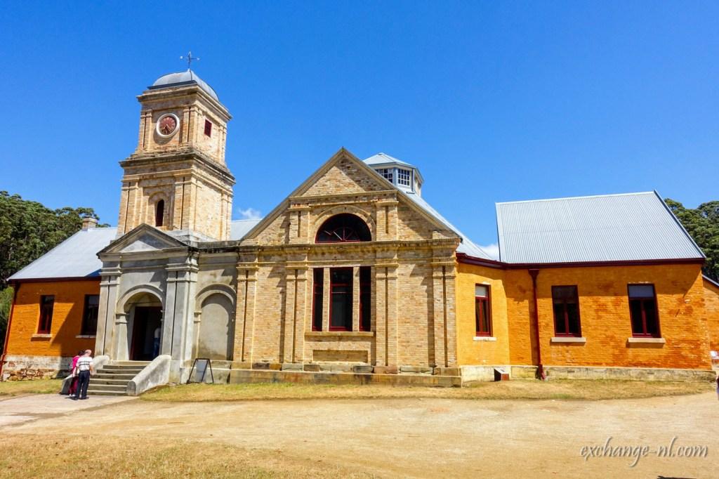 塔斯曼尼亞亞瑟港精神病院 Asylum at Port Arthur, Tasmania