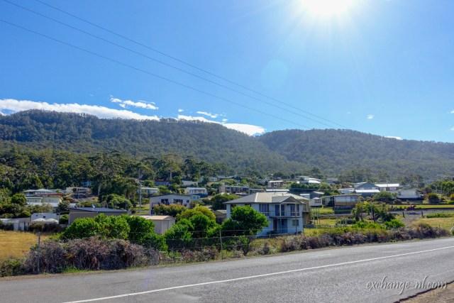 塔斯曼尼亞的房子 Houses in Tasmania