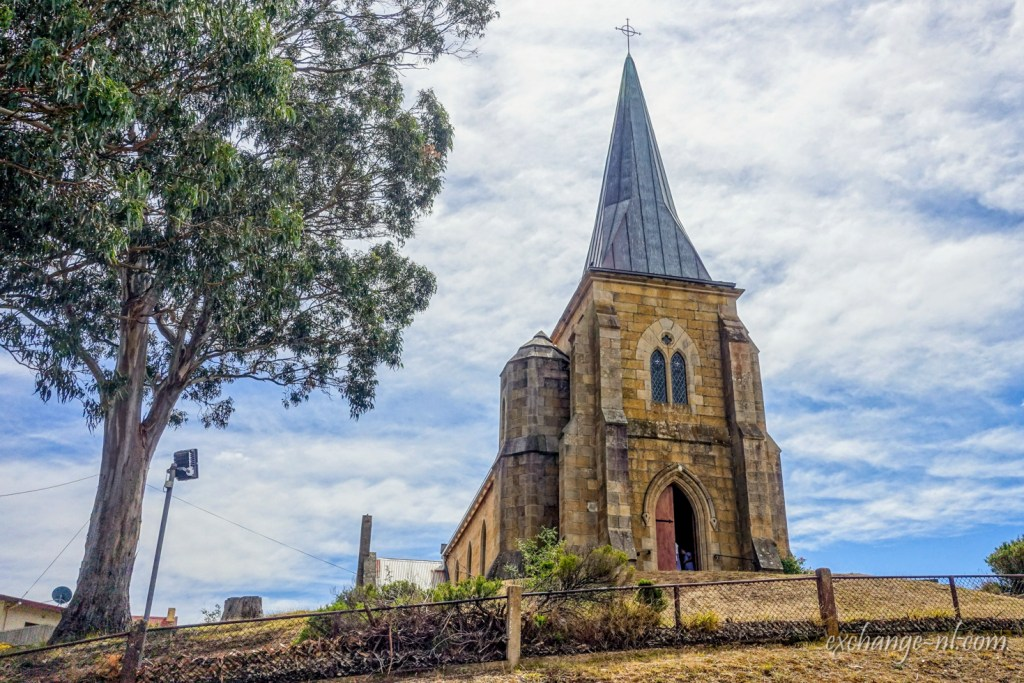 塔斯曼尼亞列治文小鎮聖約翰天主教堂 St John the Evangelist Catholic Church, Richmond, Tasmania
