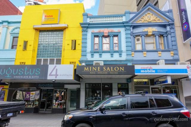 塔斯曼尼亞荷伯特市中心 Hobart City Centre, Tasmania