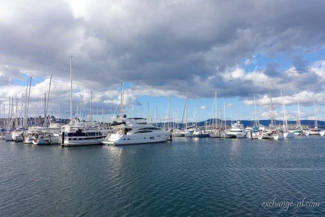 塔斯曼尼亞荷伯特海岸 Seaside of Hobart, Tasmania