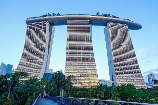 新加坡濱海灣金沙酒店 Marina Bay Sands Singapore