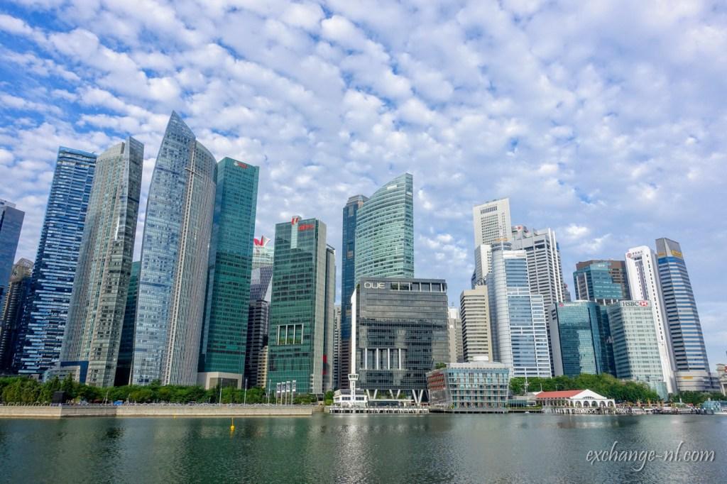 新加坡市中心中央商業區 Singapore CBD