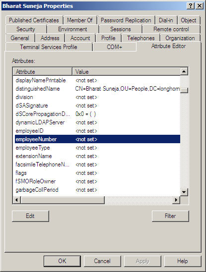 Exchangepedia longhorn active directory users and computers console saves trips to adsiedit - Console active directory ...