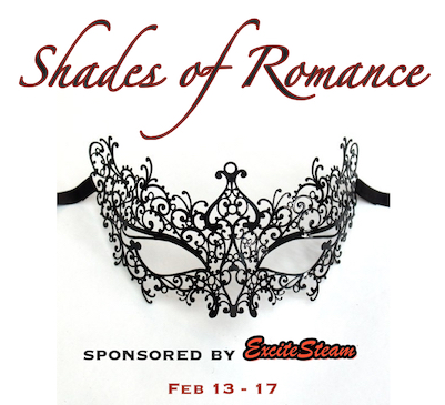 ExciteSteam Shades of Romance Sale 2017 new