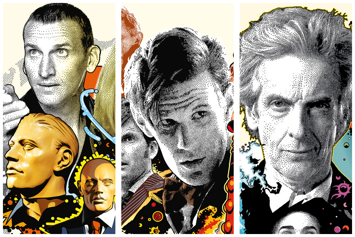 Doctor Who: Rose / The Day of the Doctor / Twice Upon A Time