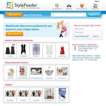 Stylefeeder