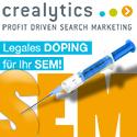 Crealytics - Profit Driven Search Marketing