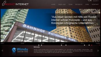Rocketinternet2012
