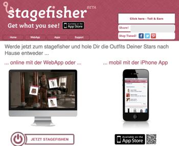 Stagefisher