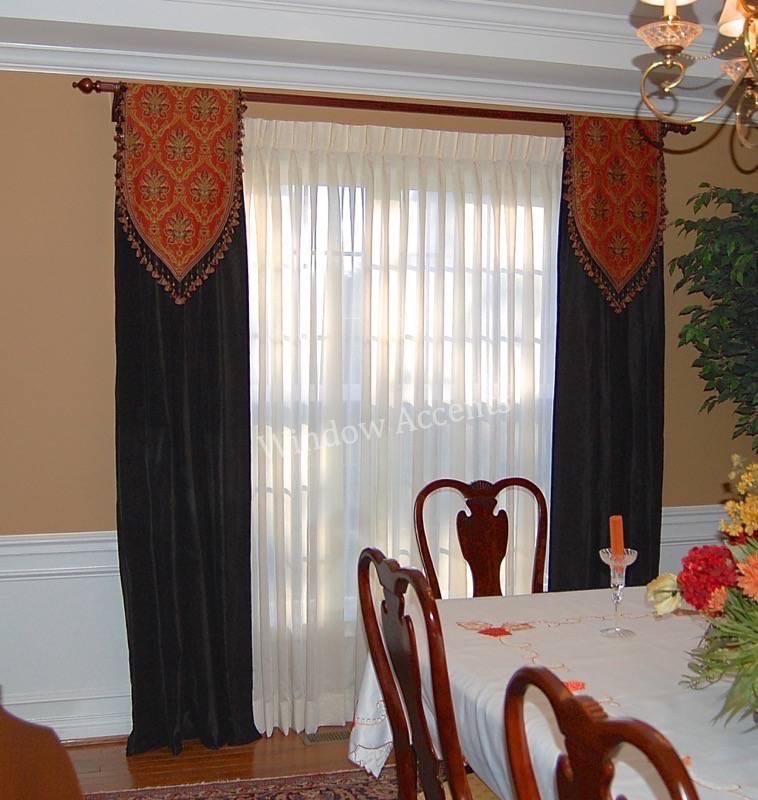 Montgomery Harrison Curtains