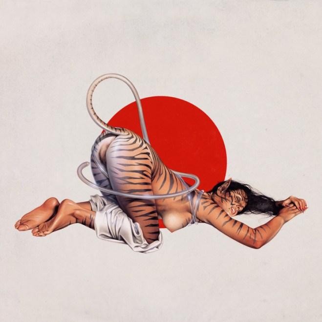 Tyga Unveils WTF Artwork for 'Kyoto' Album