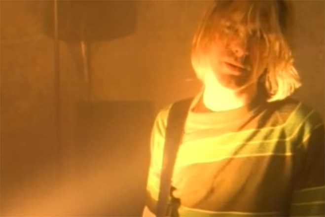 """Nirvana's """"Smells Like Teen Spirit"""" Is Now a Power-Pop Masterpiece Thanks to This Major-Scale Edit"""