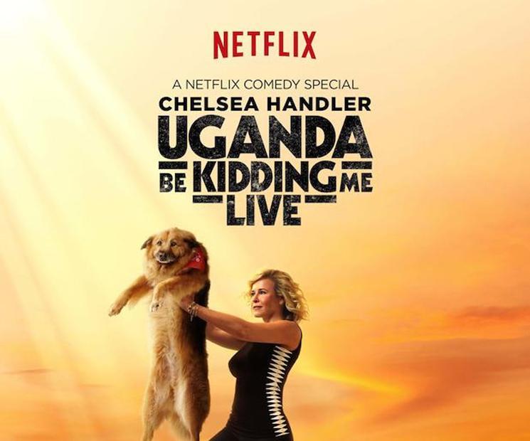Poster do filme Uganda Be Kidding Me Live