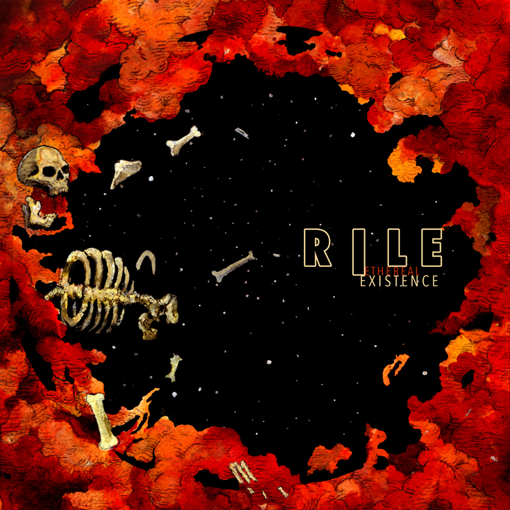 Rile'Ethereal Existence' (EP stream)