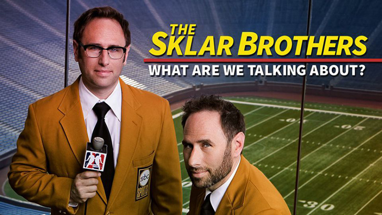The Sklar BrothersWhat Are We Talking About?
