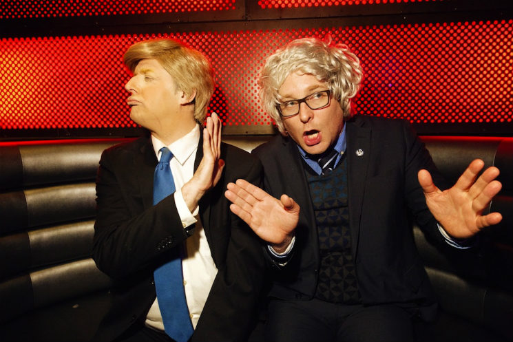 Trump vs. Bernie: The Debate The Opera House, Toronto ON, May 12