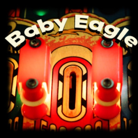 Baby Eagle 'Pinball Session' (live in-studio) - 웹