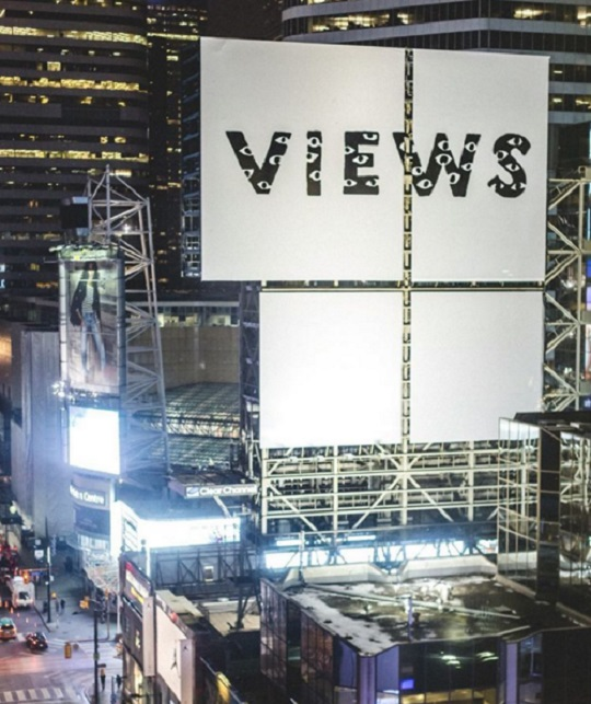 Drake Teasing 'Views from the 6' with Toronto Ad Campaign