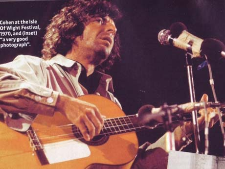 Leonard Cohen & His Army - Leonard Cohen Live at the Isle of Wight 1970