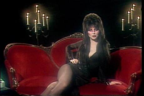 Elvira's Movie Macabre: Maneater of Hydra / The House That Screamed |  Exclaim!