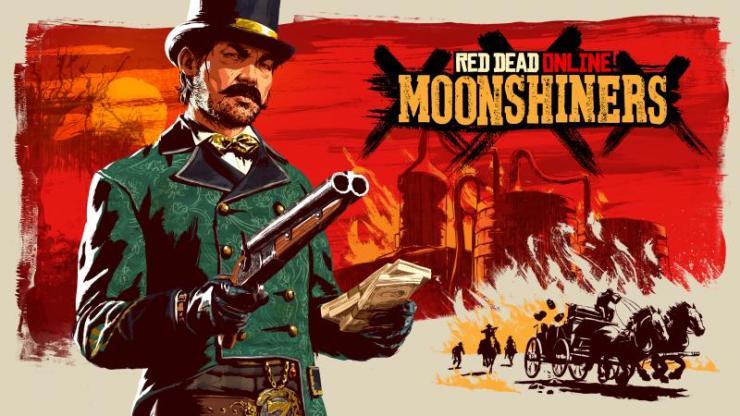 RedDeadOnline Moonshiners