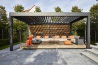 Renson terrasoverkappingen: het beste van twee werelden