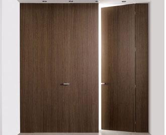 Flush Wall Cladding And Doors Exclusive Doors