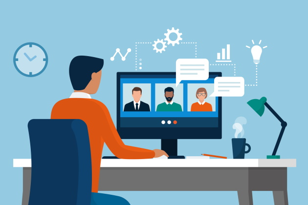 Nearly 4 in 10 workers suffer from video call fatigue