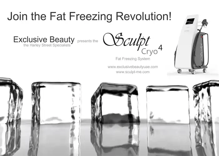 Sculpt Cryo4 Fat Freezing System 1