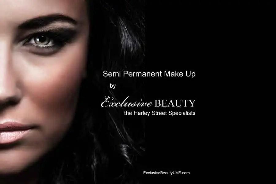 Semi Permanent Make Up Dubai UAE