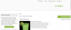 oxalates green smoothies