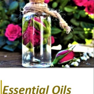 Essential Oil Ebook cover