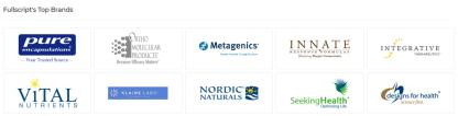 Fullscript Brands