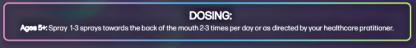 MegaCidin Dosing