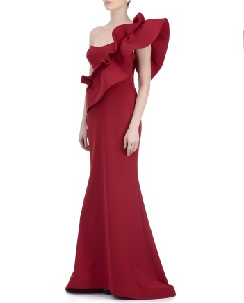 Red-Micro-Solid-Gown-Dress-SDL565701111-3-7cf7b