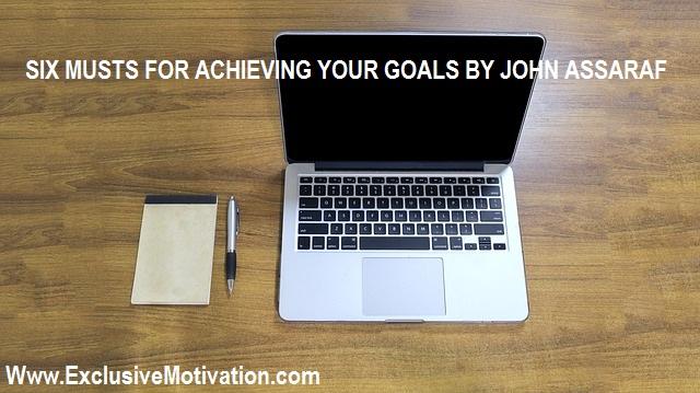 Exclusive Motivation