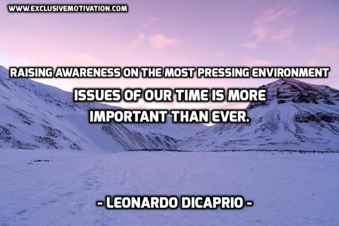 21 Awesome Leonardo DiCaprio Picture Quotes