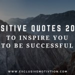 Positive Quotes 2018 to Inspire You to Be Successful