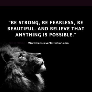 Habits of Strong People