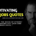 Motivating Steve Jobs Quotes