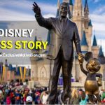 Inspiring Walt Disney Success Story