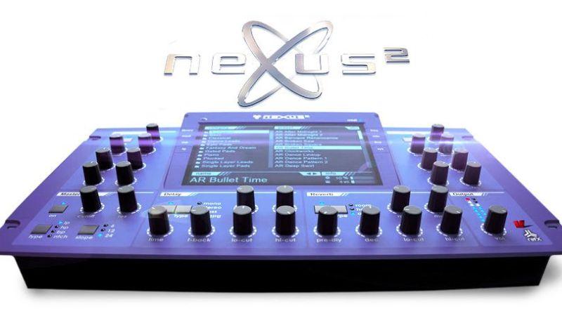 Nexus Vst Featured IMAGE