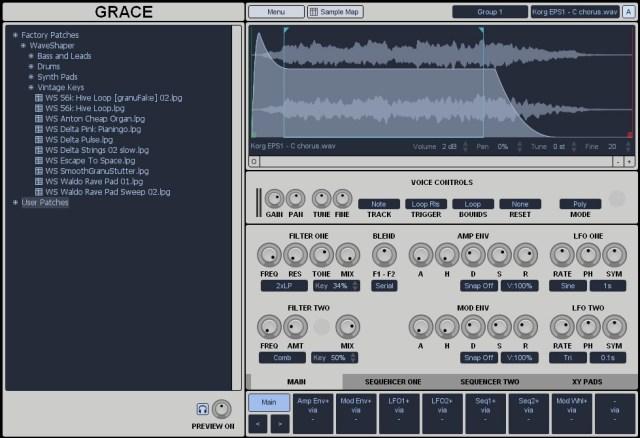 99sounds grace