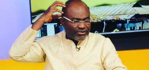 Member of Parliament for Assin Central Kennedy Agyapong