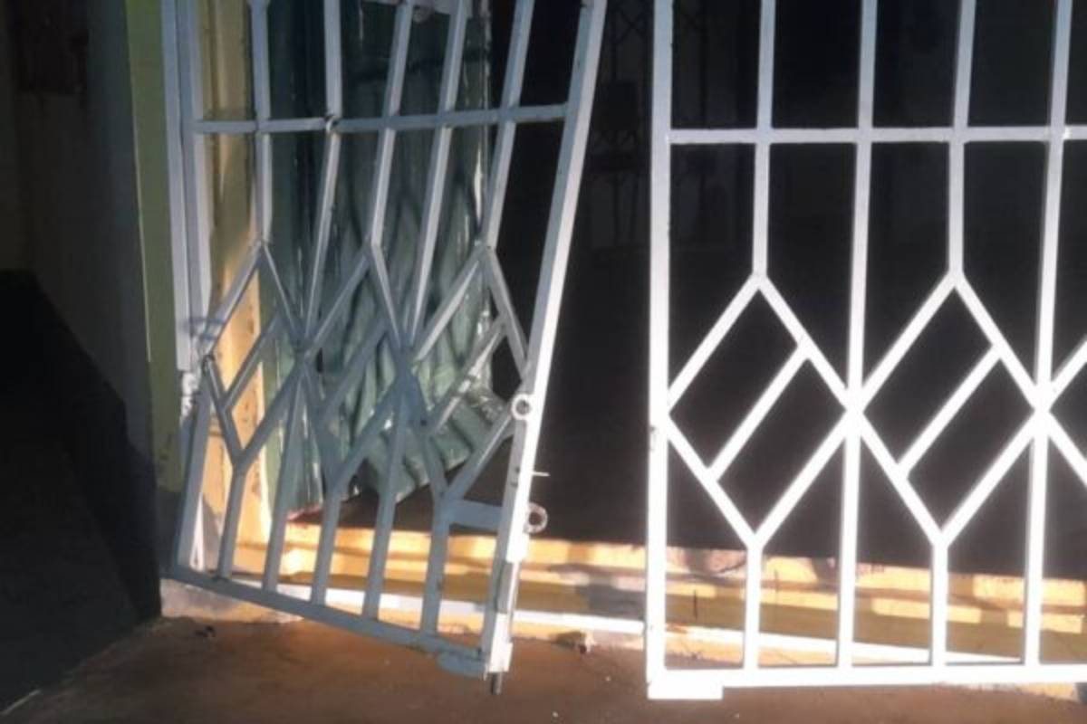 Agric Office Ransacked