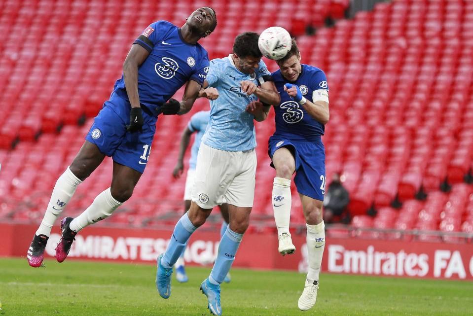 Chelsea has put an end to Man City quadruple dream
