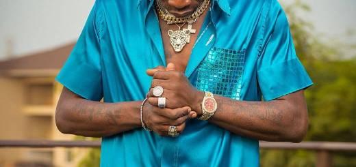 Shatta Wale Rolex watches